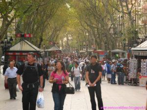 Barcellona…  la vida es chula!