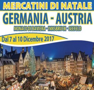 Mercatini di Natale Austria / Germania