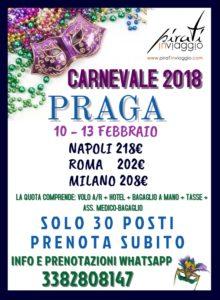 Carnevale a Praga da 202€
