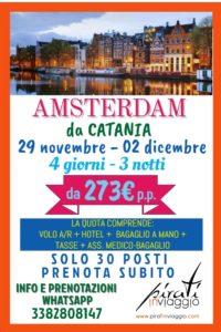 Amsterdam da 273€