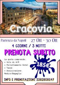 Halloween a Cracovia da 185€