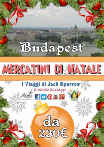Mercatini di Natale a Budapest da 230