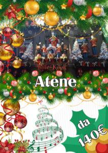 Mercatini di Natale ad Atene da 135€