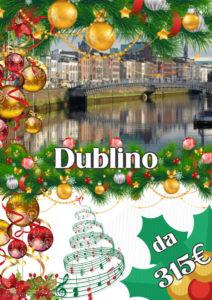 Mercatini di Natale a Dublino da 315€