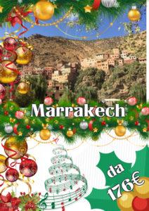 Mercatini di Natale a Marrakech da 160€