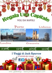 Regala Una Capitale – Cracovia da 165€