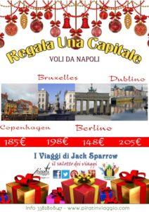 Regala Una Capitale – Dublino da 205€