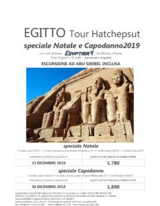 Capodanno in Egitto – Tour Hatshepsut da 1780€