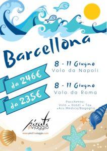 Voglia di Mare – Barcellona da 235€
