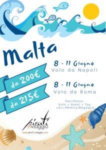 Voglia di Mare – Malta da 200€