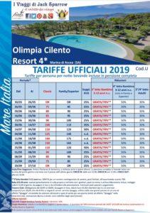 Resort 4* nel Cilento con sconti fino al 50%