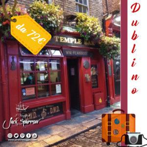 Viaggio a Dublino da 72€