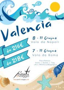 Voglia di Mare – Valencia da 216€