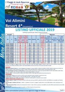 Resort 4* ad Otranto con sconti fino al 50%