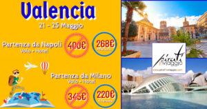 Primi Tuffi a Valencia da 220€