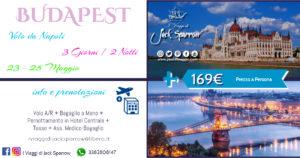 3 Giorni a Budapest da 169€