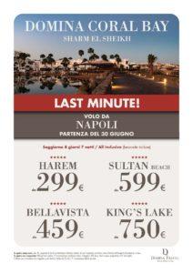 Last Minute – Sharm El Sheikh da Napoli