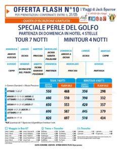 L'isola di Favignana da 298€