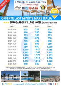 Hai scelto il tuo Villaggio in Puglia?