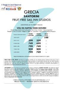 Santorini da Napoli da 199€
