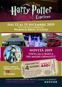Harry Potter Experience 2019