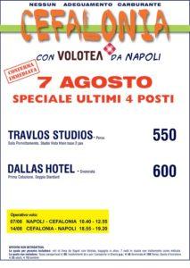 Agosto a  Cefalonia da 550€