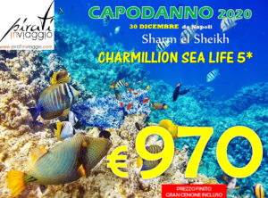 Capodanno a Sharm El-Sheikh
