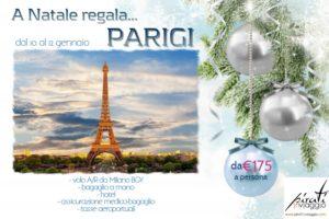 Speciale Parigi con volo da Milano!