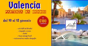 Speciale Valencia da Brindisi!