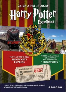 Harry Potter Experience – Scozia 2020