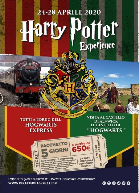 Harry Potter Experience - Scozia 2020 - Viaggio di gruppo