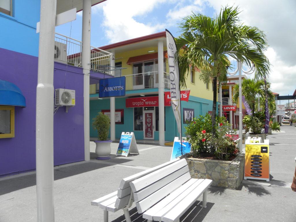 Porto Redcliffe Quay Antigua
