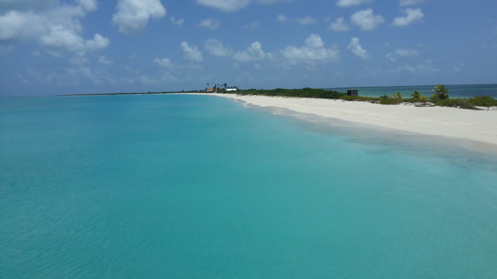 Isola di Barbuda Antigua