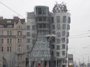 Palazzo danzante, Praga