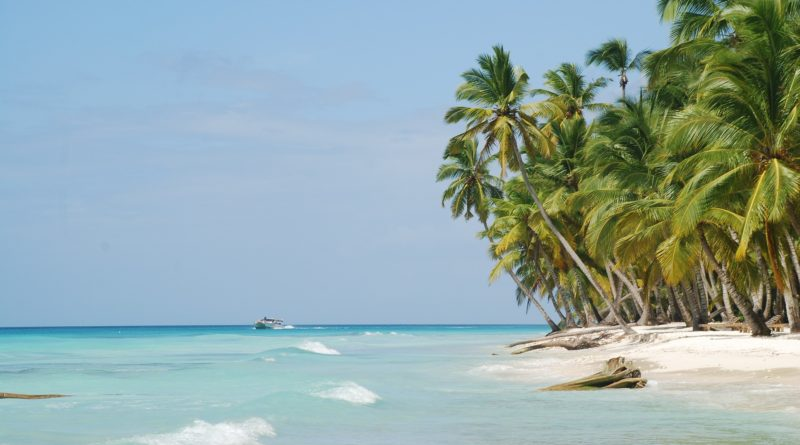 Spiaggia a Santo Domingo
