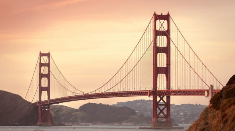San Francisco, Golden Gate Bridge, viaggio di nozze