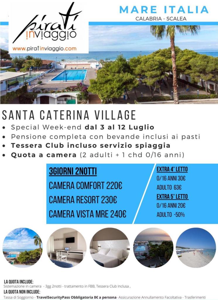 Prezziario Santa Caterina Village