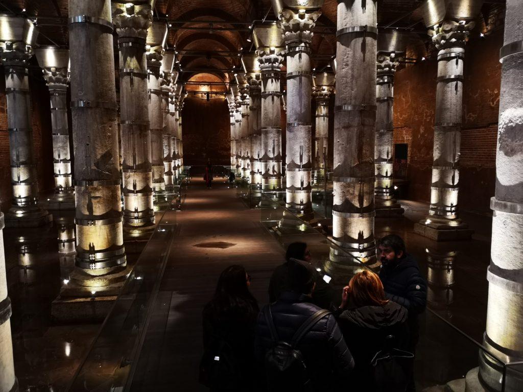 Cisterna di Teodosio