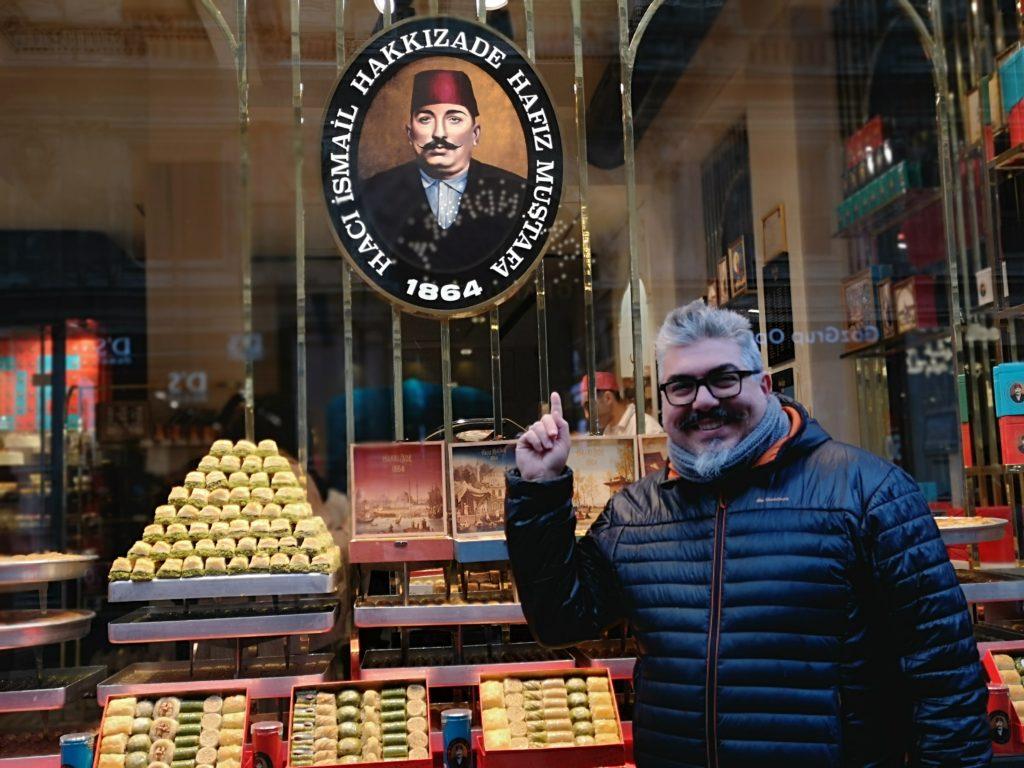 Hafiz Mustafà - pasticcceria istanbul