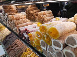 Lokum -dolce tipico turco