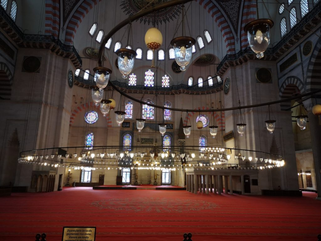 Suleymanye Camii