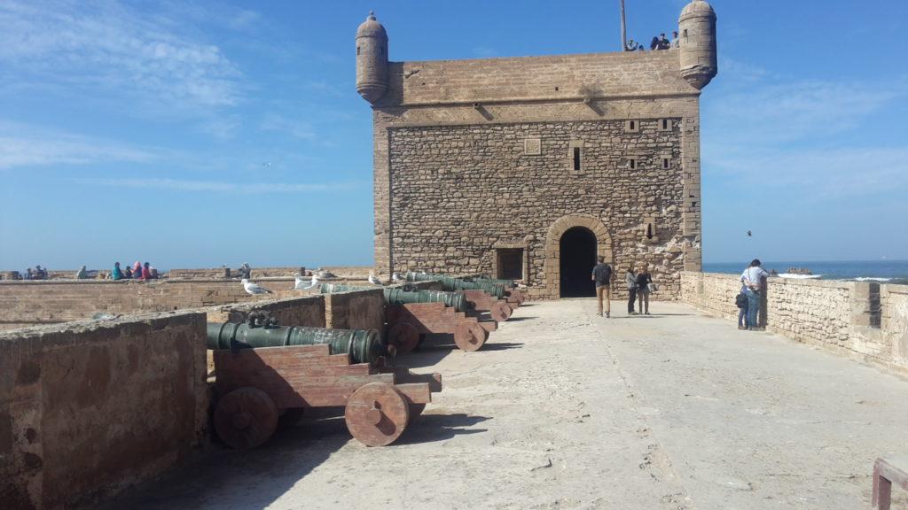 La torre di Sqala Du Port