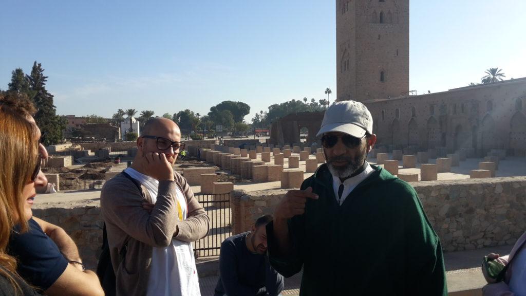 guida turistica marocchina