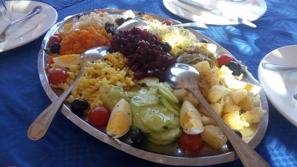Ait-Ben-Haddou-pranzo