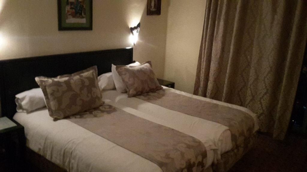 hotel le caspien, marocco